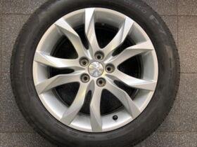 Komplektratas 7x17 ET46 5x108x65 Peugeot 9671401480 215/55R17 98W Pirelli Cinturato P7