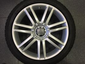 Komplektratas 8,5x19 ET42 5x112x57 Audi 4E0 601 025 AQ 255/40R19 100V Dunlop SP Winter Sport 3D RO1 MFS M+S