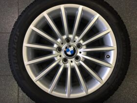 Komplektratas 8x18 ET30 5x120x72,5 BMW 6775407 245/45R18 100V Dunlop SP Winter Sport 3D * DSST M+S