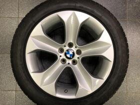 Komplektratas 9x19 ET18 5x120 BMW 6774894 255/50R19 107V Goodyear UltraGrip Wrangler RSC