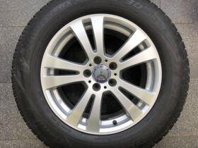 Komplektratas 8x17 ET45 5x112 Rial DH polar-silber 235/65R17 108H Dunlop SP Winter Sport 3D XL M+S