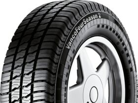 Rehv 235/65R16C 118/116R Continental VancoFourSeason 2 M+S