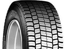 Rehv 235/75R17,5 132/130M Bridgestone V-Steel Mix M729 M+S