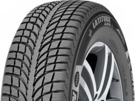 Rehv 255/55R19 111V Michelin Latitude Alpin LA2 XL M+S