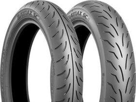 Rehv 120/80-14 58S Bridgestone Battlax SC F