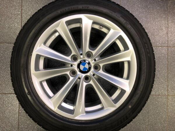 Komplektratas 8x17 ET30 5x120 BMW 6780720 225/55R17 97V Bridgestone Turanza ER300 Ecopia RFT