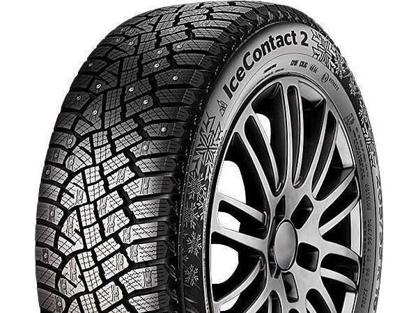 Rehv 235/50R19 103T Continental IceContact 2 XL FR KD